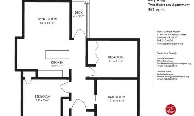 Apartment Styles Cedar Sinai Park