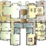 Apartments Modern Apartment Building Plans Best