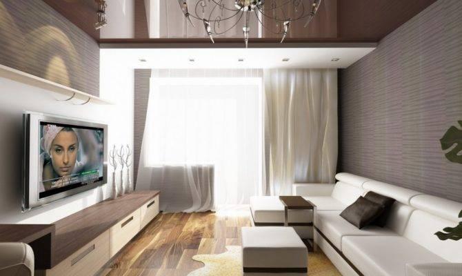 Apartments One Room Apartment Interior Design