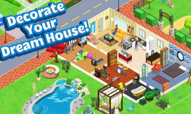 App Shopper Home Design Story Dream Life Games