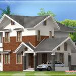 April Kerala Home Design Floor Plans