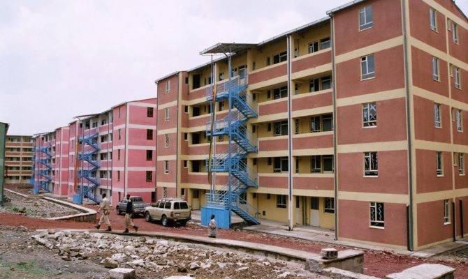 Arab Contractors Undertake New Housing Project