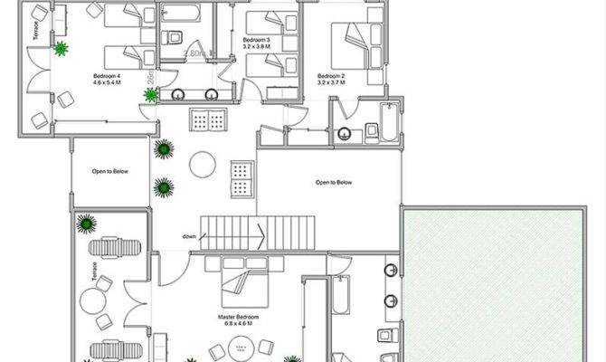Arabian House Plans Design