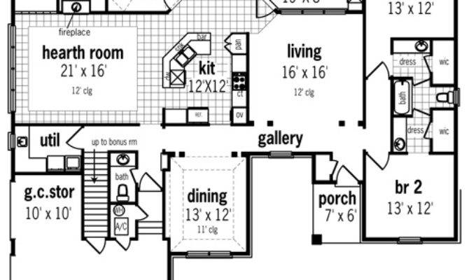 Arabian House Plans Unique