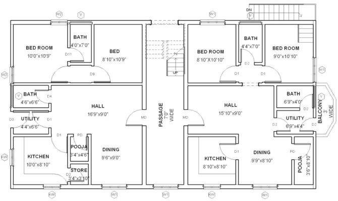 Architect Designed Home Plans Homes Floor