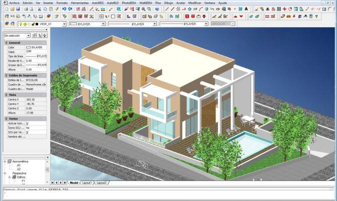 Architectural Design Software Home