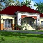 Architectural Designs Blacklakehouse Bedroom Bungalow