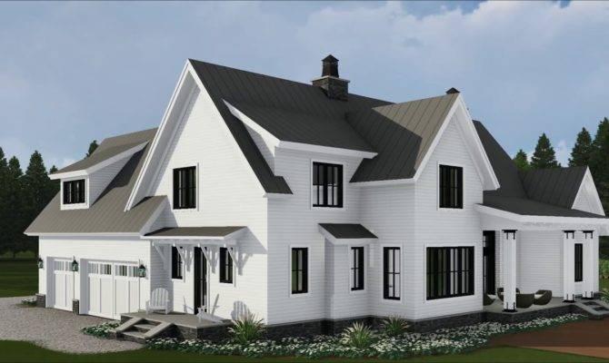 Architectural Designs Modern Farmhouse Plan