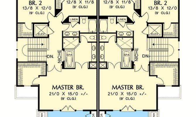 Architectural Designs Multi Floor Plans