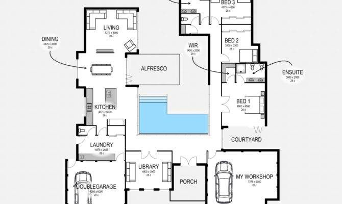 Architectural Drawing Symbol Floor Plan