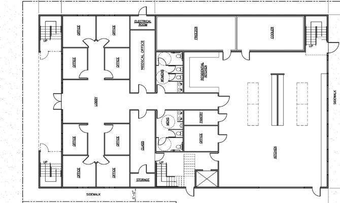 Architectural Floor Plans Interior