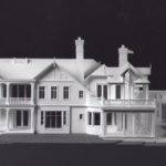 Architectural House Models Hamptons Houses Created Model Maker