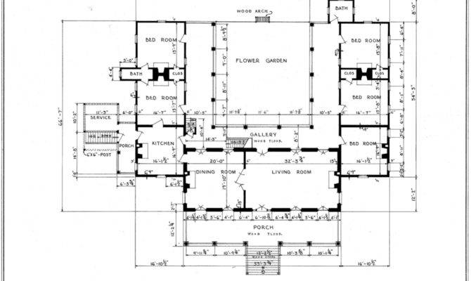 Architectural Plan Small House Plans Modern