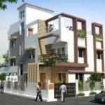 Architectural Rendering Residential Bungalow Arystudios