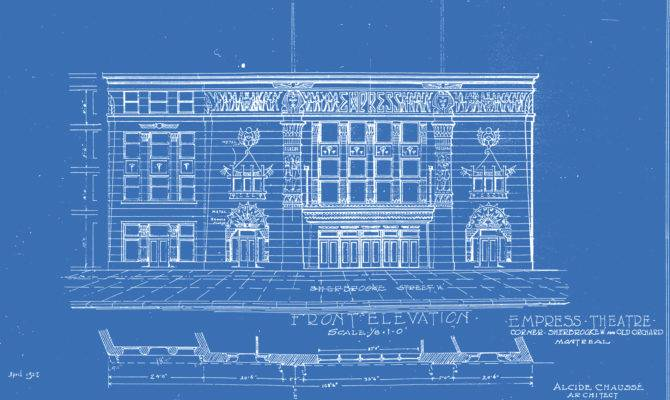 Architecture Blueprints