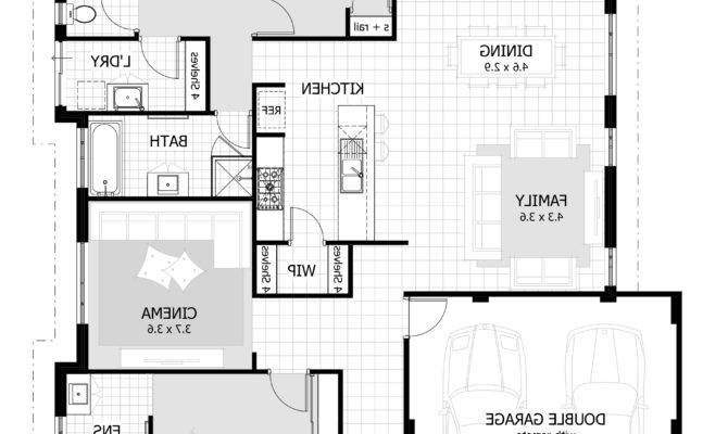 Architecture Design Simple Bedroom House Home Combo