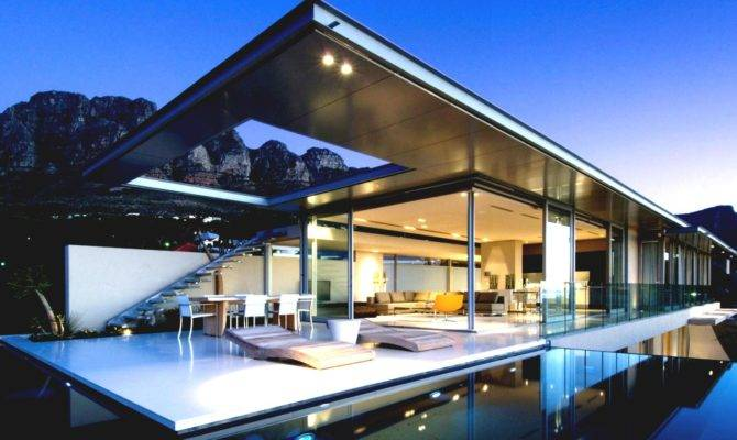 Architecture House Luxury Design Home Style