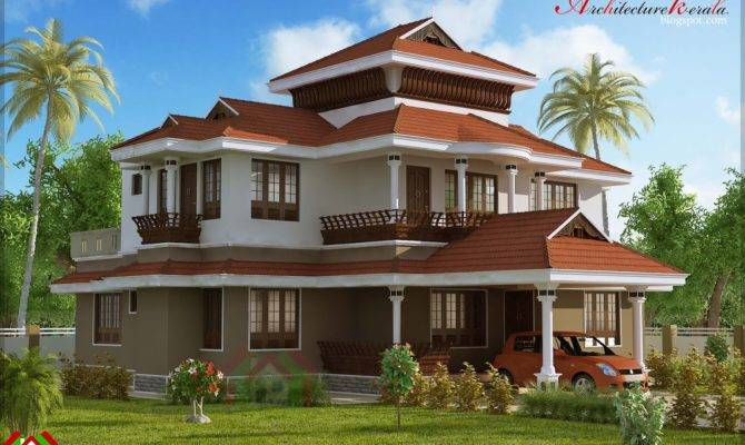 Architecture Kerala Bed Room Traditional Style House