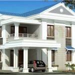 Architecture Kerala Square Feet Bhk House