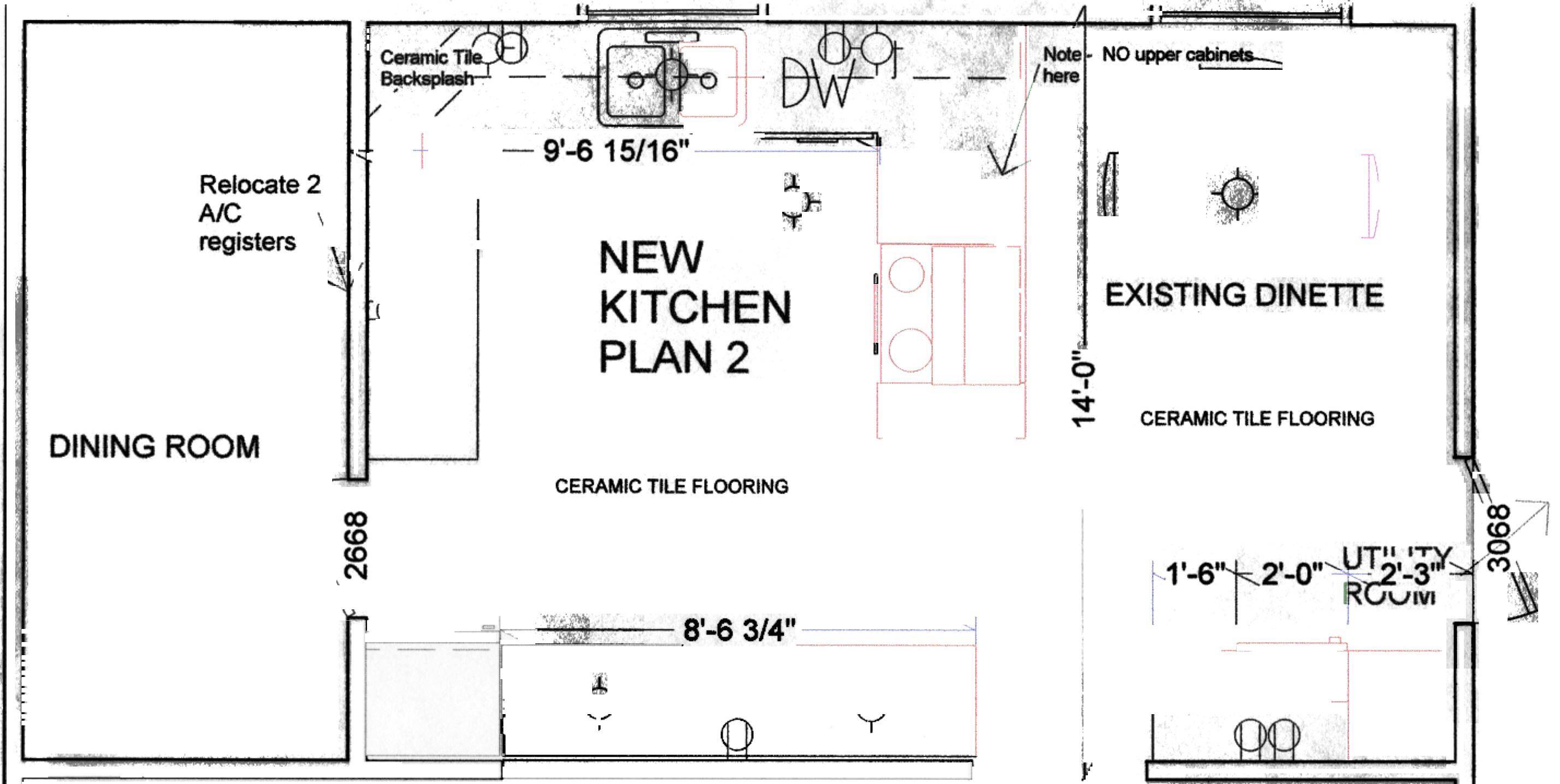 Architecture Kitchen Layout Floor Plans House Plan Design   Home ...