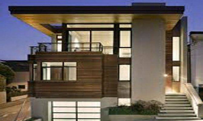 Architecture Modern Colonial Style House Design