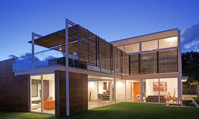 Architecture Modern Design Homes Minimalist Home Screen House