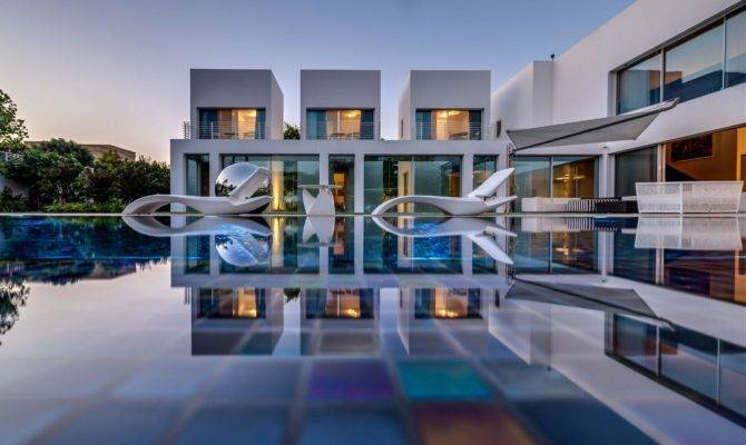 Architecture Modern Mansions Plan House Photos