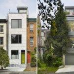 Architecture Modern Townhouse Design Real