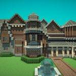 Arkenarge Mansion Minecraft Project