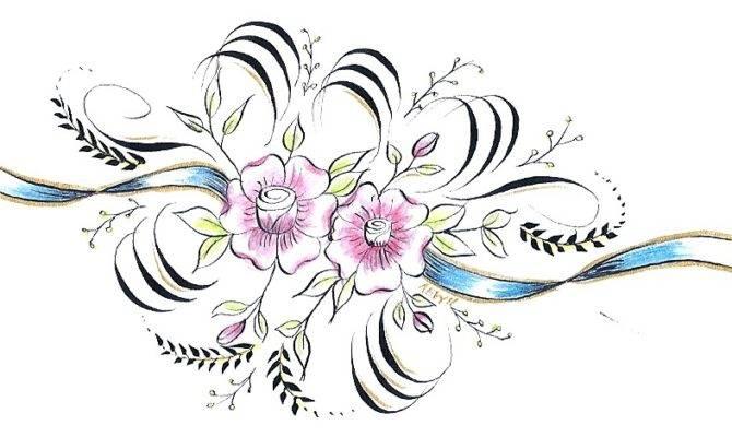 Arney Walker Calligraphy August
