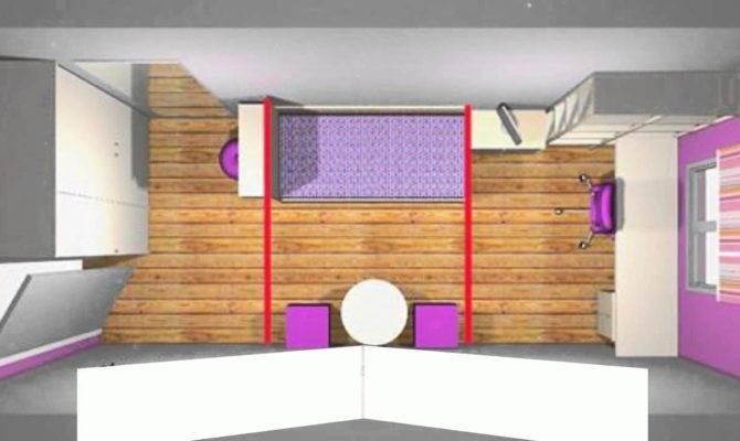 Arrange Bedroom Furniture Rectangular Room