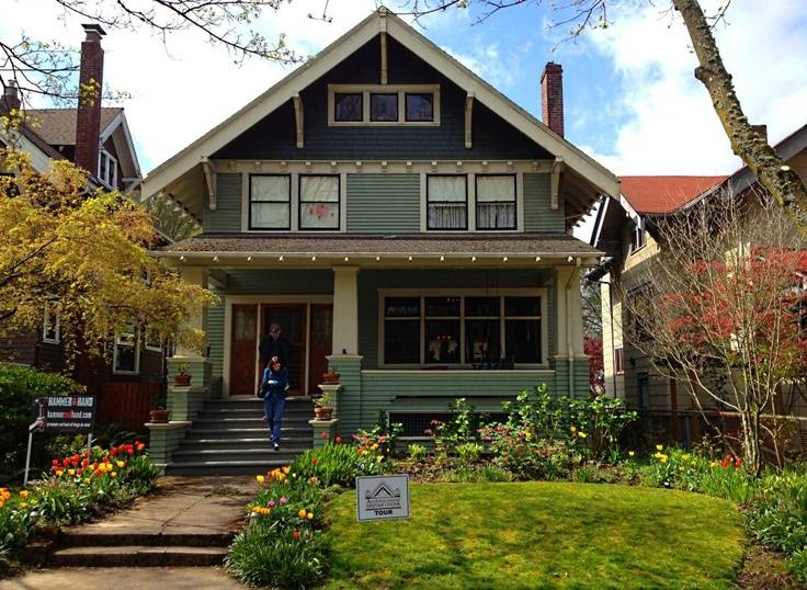 Art Crafts Craftsman Style Home Bungalows
