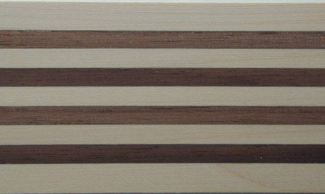 Art Multiplex Design Maple Walnut Through