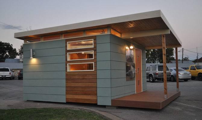 Art Studio Austin Backyard Bathroom Bedroom Bungalow Cabin Cottage