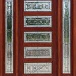 Arts Crafts Doors Craftsman Style Mission