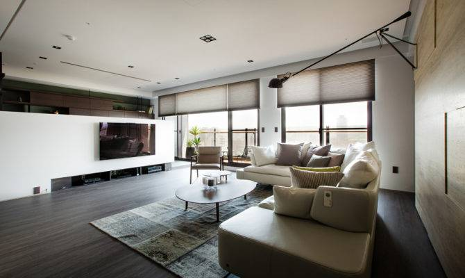 Asian Interior Design Trends Two Modern Homes