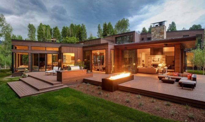 Aspen Estate Offers Distinct Homes Million