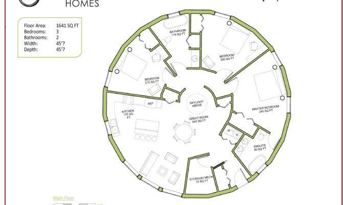 Aspen Series Floor Plans Mandala Homes Prefab Round
