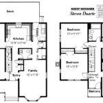 Astoria Victorian Home Plan Front Elevation