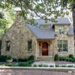 Atlanta Stone Cottage Contemporary Charm Castro
