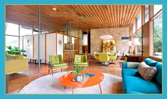 Atomic Ranch Nest Modern Design Culture