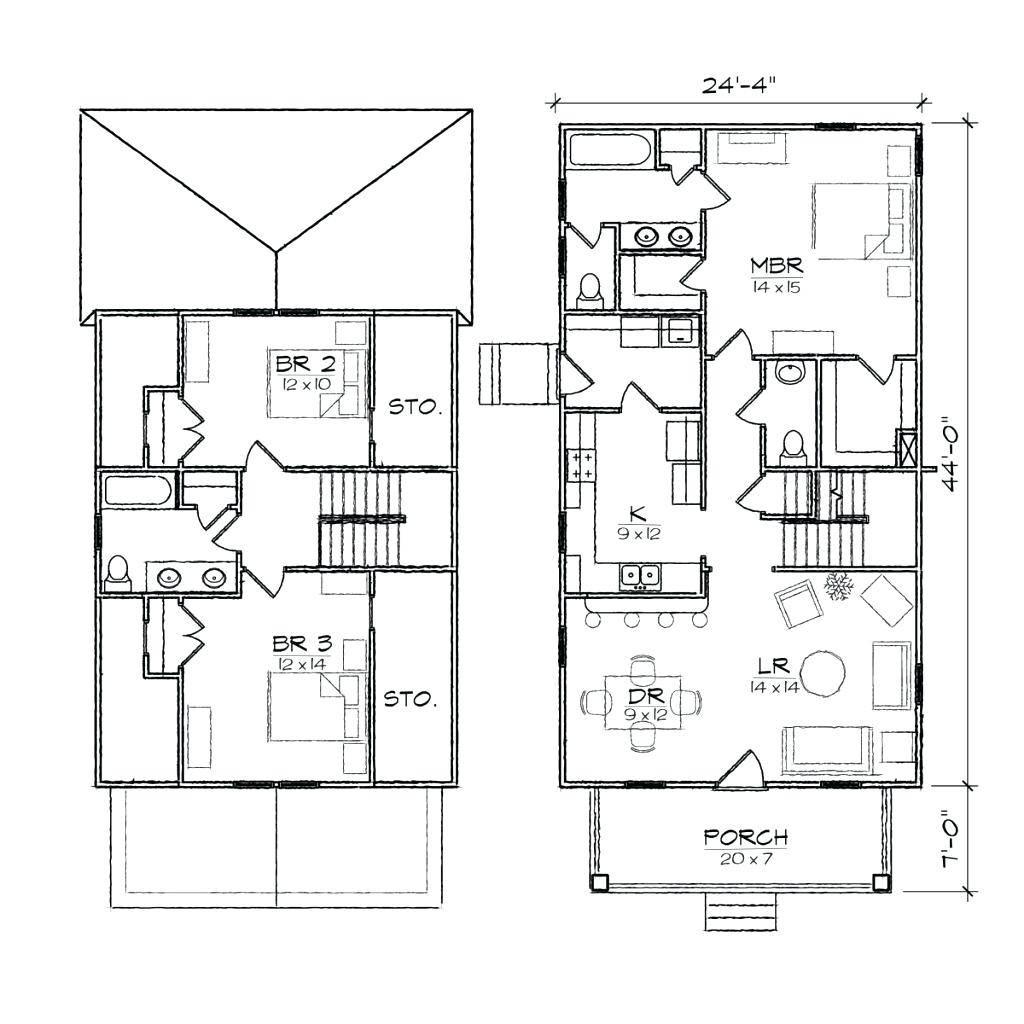 Home Addition Plans: Attached Garage Addition Plans Venidami