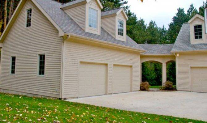 Attaching Detached Garage House Shapeyourminds