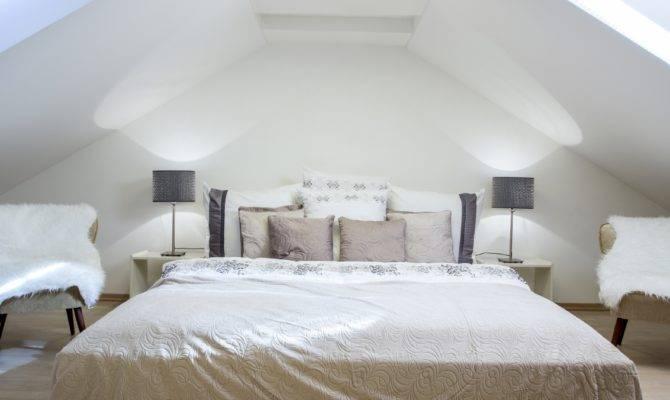 Attic Bedroom Designs Ideas