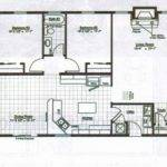 Attic Plans Home Design Bungalows Floor