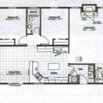 Attic Plans Home Design Bungalows Floor
