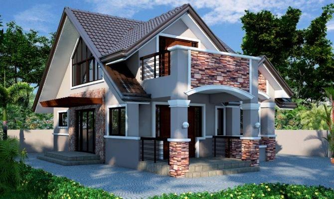 Attic Roof Design Philippines Pinterest