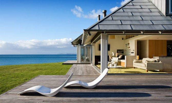 Attractive Decorating Ideas Beachfront Home Designs