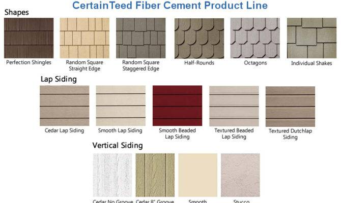 Attractive New Types High Quality Fiber Cement Board Siding