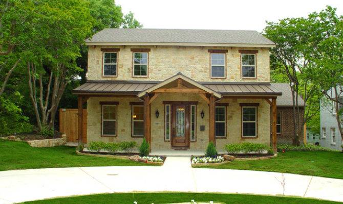Auston Hill Country Home City Traditional